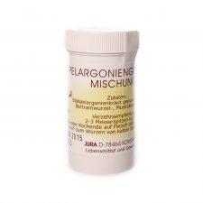 Grieppoeder-Pelargoniummengsel